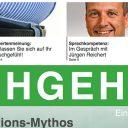 """Beileger """"Nachgehakt"""" für deutschlandweite Kampagne"""