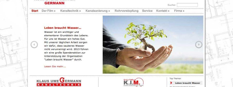 Image-Film, Webdesign und Marketingmaßnahmen